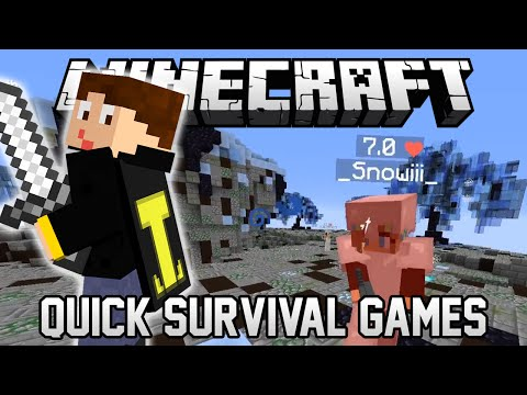 QSG | Damage Indicator OP | Let's Play Minecraft PVP #557