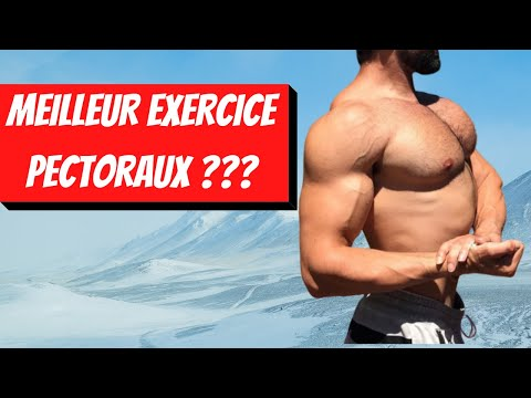 Pectoraux : Le meilleur exercice de musculation ? - YouTube