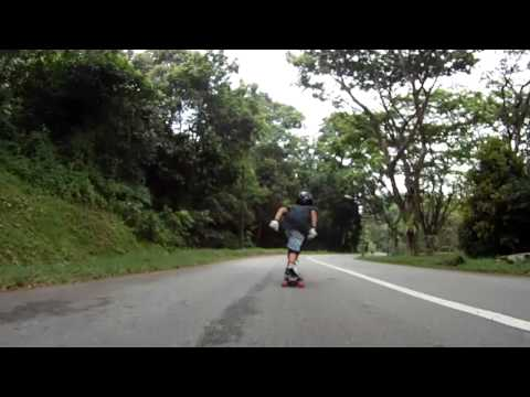 Downhill with Afiq A (short)