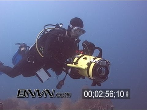 5/14/2004 Dry Tortugas Ecological Reserve Videographers