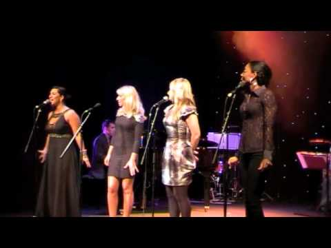 Shoshana Bean, Jodie Jacobs, Louise Dearman and Patina Miller sing Never Neverland (Fly Away)