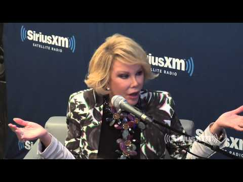 Joan Rivers: Last words won't be