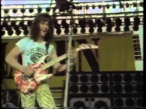 Van Halen - Hot For Teacher (live 1984) video