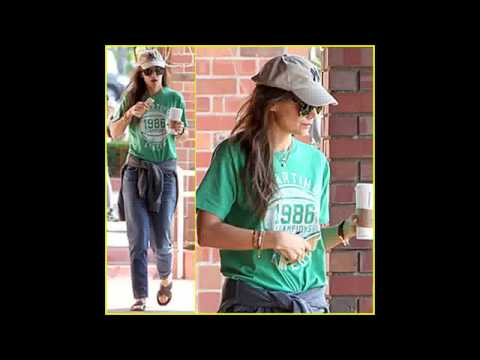 Katie Holmes Goes Incognito For Starbucks Coffee Run