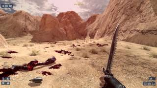 Serious Sam HD: TFE - 02 - Sand Canyon (Serious x84)