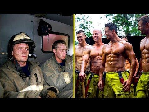 США против России. Чьи пожарники круче?
