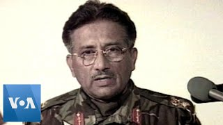 Former President Pervez Musharraf Sentenced to Death by Pakistan Court