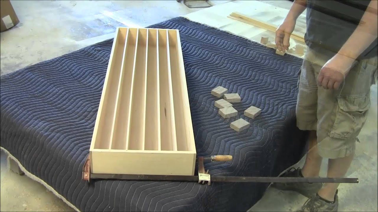How To Assemble The Acoustic Fields Diy Diffuser Kit Youtube