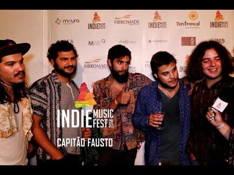 Capitao Fausto no Indie Music Fest 2014 | Entrevista @ imagemdosom.pt