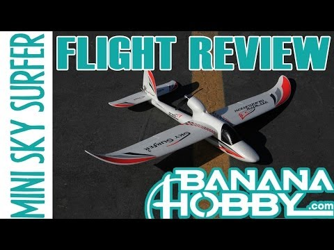 Mini Sky Surfer V2 BlitzRCWorks   Flight Review   Sailplane & Glider