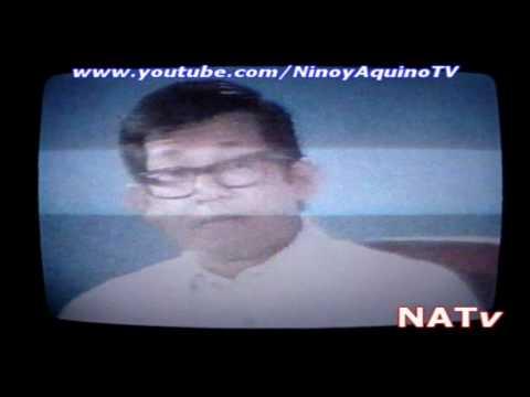 NINOY Aquino's
