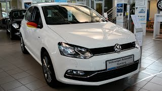 2014 New VW Volkswagen Polo TSi Facelift - Exterior and Interior