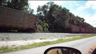 Train hits car in Ashland, VA (CSX)