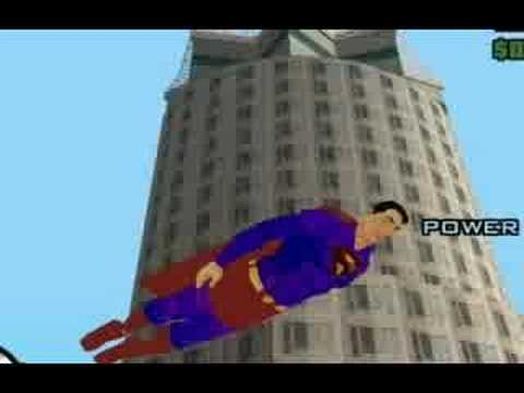 Superman Grand Theft Auto: San Andreas Music Videos