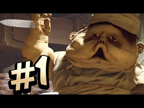LITTLE NIGHTMARES **FANTASTIC NEW HORROR GAME**