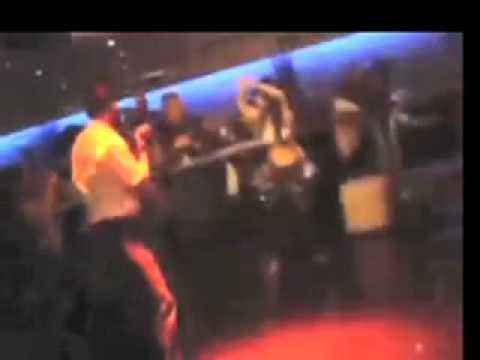 Diosa Canales bailando  2da parte