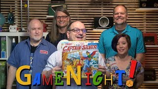 Captain Silver - GameNight! Se5 Ep2