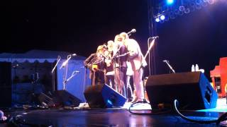 Steve Martin Steep Canyon Rangers ~ Atheists ain't got no songs ~ DelFest 2012