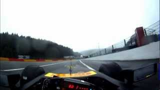 HD SPA | First Time Ever Eye-Level Camera Formula 1 - Lucas di Grassi | Real Driver Point Of View