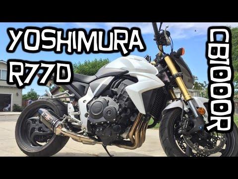 CB1000R Yoshimura R77D