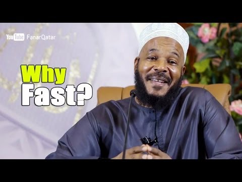 Why Fast? - Dr. Bilal Philips