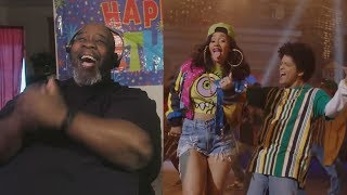 Download Lagu Dad Reacts to Bruno Mars - Finesse (Remix) - Feat. Cardi B (Official Video) Gratis STAFABAND