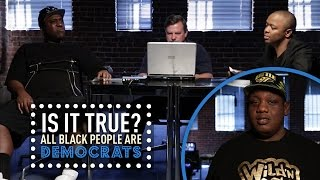 All Black People are Democrats | Is It True?