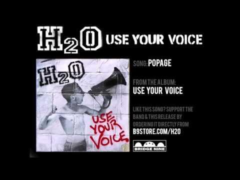 H2o - Popage