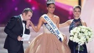 Miss France 1990 - 2017 Crowning Moment