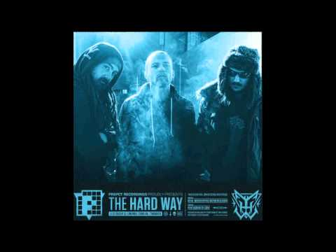 The Hard Way a.k.a. Limewax, Bong-Ra, Thrasher - Devil Worshipping Motherfuckers (Original Mix)