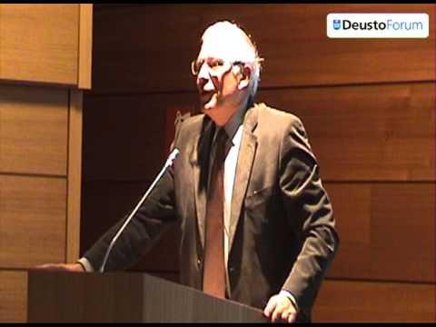 DeustoForum. Josep Borrell: ¿Por qué Europa? ¿Por qué su crisis? Vídeo reportaje