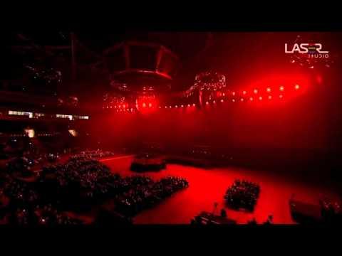 StarLadder CS:GO Opening Ceremony Minsk-Arena 2016