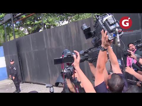 Gentevé Noticias - Francisco Flores - Traslado hacia la DAN - Lo que nuestras cámaras captaron