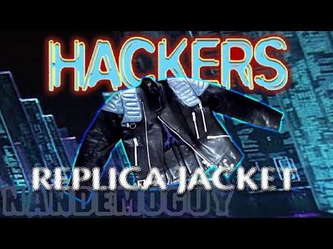 Hackers : Dade's Jacket