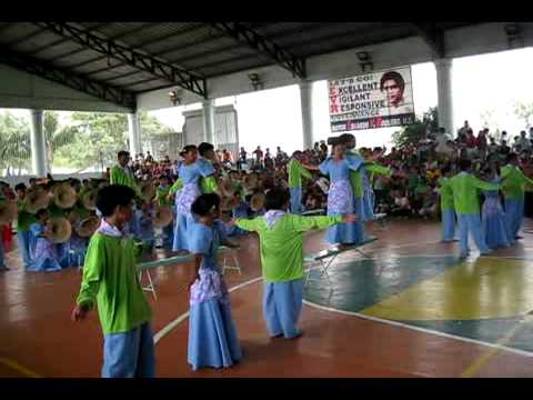 Luzon Folk Dance Third Year(1st Cam, Part 1) video