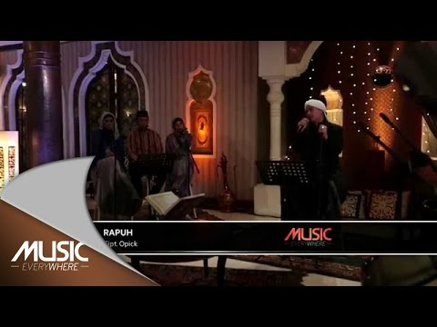 Opick - Rapuh (Live at Music Everywhere) *
