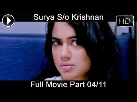 Surya Son Of Krishnan Telugu Full Movie Part 04 11 (surya, Sameera Reddy, Simran) video