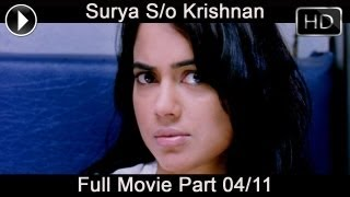 Surya Son of Krishnan Telugu Movie Part 04/11 || Suriya, Sameera Reddy, Simran, Ramya