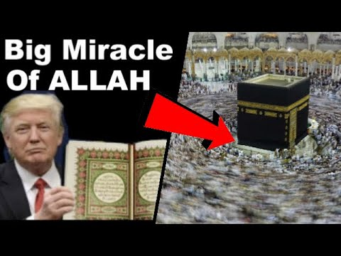The Best Miracle Of Allah 2015 - Kaaba Worship video