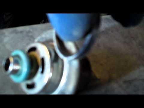 Scary gas leak on a GMC Yukon / Chevy Tahoe