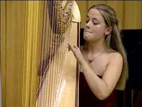 Harp - Showspot - Louise Thomson Video