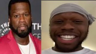 50CENT GOES CRAZY ON HIS SON ON INSTAGRAM LIVE