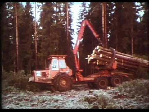 Kockums skogsmaskiner