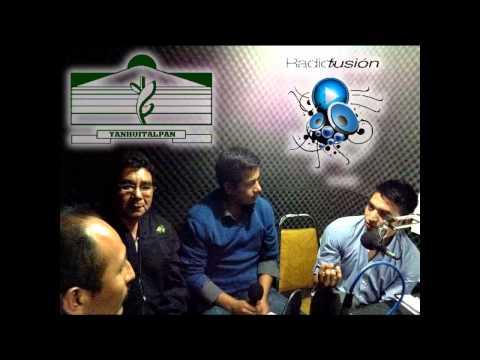 Autoridades Auxiliares de Santiago Yancuitlalpan en Radio Fusión 11/06/2014