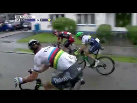 Tour de Suisse 2016 - Stage 3 - Finish