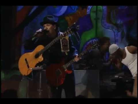 Carlos    Santana   --      Maria    Maria   [[  Official   Live  Video  ]]  HD
