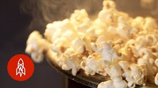 When Popcorn Was Banned at the Movies