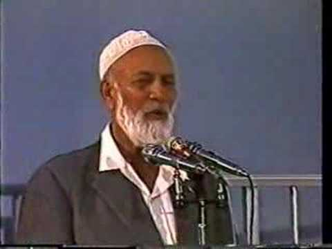 Role Of The Mosque In The West - Sheikh Ahmed Deedat (7/7)