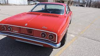 1967 chevy Corvair for sale at www coyoteclassics com