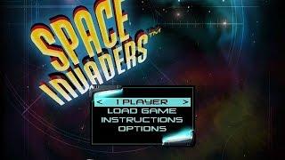 PSX Longplay [350] Space Invaders